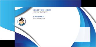 creer modele en ligne enveloppe chirurgien medecin medecine sante MIF30606