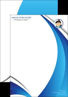 creer modele en ligne affiche chirurgien medecin medecine sante MIF30620