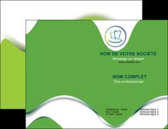 modele en ligne carte de visite dentiste dents dentiste dentier MLGI30638