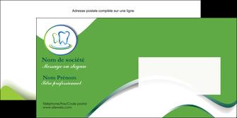modele enveloppe dentiste dents dentiste dentier MLGI30654