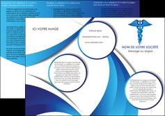imprimer depliant 3 volets  6 pages  chirurgien medecin medecine sante MIS30696