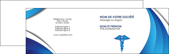 modele carte de visite chirurgien medecin medecine sante MIS30700