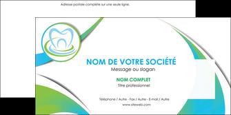 imprimerie enveloppe dentiste dents dentiste dentier MLGI30784