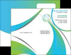 realiser carte de visite dentiste dents dentiste dentier MLGI30786