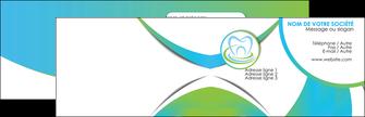 maquette en ligne a personnaliser carte de visite dentiste dents dentiste dentier MLGI30798