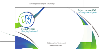 impression enveloppe dentiste dents dentiste dentier MLGI30878