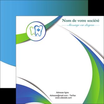 modele en ligne flyers dentiste dents dentiste dentier MLGI30880