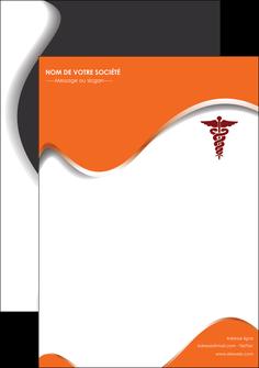 personnaliser maquette affiche chirurgien pharmacie hopital medecin MLGI31080