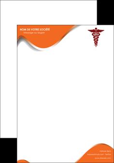 faire tete de lettre chirurgien pharmacie hopital medecin MIF31082