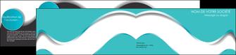 imprimerie depliant 2 volets  4 pages  metiers de la cuisine menu restaurant carte MLGI31158
