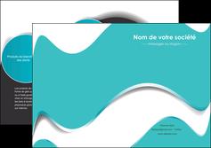 modele en ligne depliant 2 volets  4 pages  texture contexture structure MLGI31170