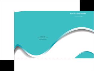 personnaliser modele de pochette a rabat metiers de la cuisine menu restaurant carte MLGI31184