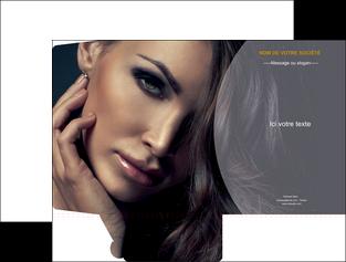 imprimer pochette a rabat cosmetique beaute bien etre coiffure MLGI31392