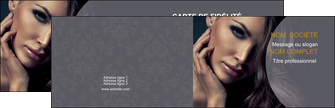 realiser carte de visite cosmetique beaute bien etre coiffure MLGI31398