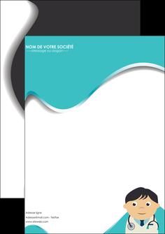modele en ligne affiche chirurgien docteur soin soin medical MIF31490