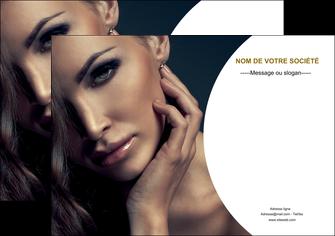 imprimerie affiche cosmetique beaute bien etre coiffure MLGI31510