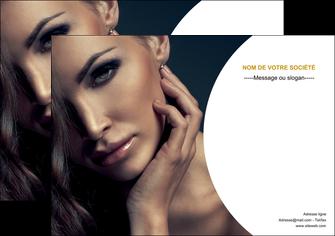 faire affiche centre esthetique  beaute bien etre coiffure MLGI31514