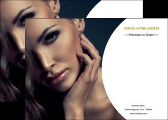 imprimer affiche centre esthetique  beaute bien etre coiffure MLGI31516