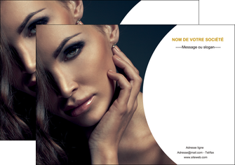 faire affiche centre esthetique  beaute bien etre coiffure MLGI31518