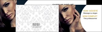 creation graphique en ligne carte de visite cosmetique beaute bien etre coiffure MLGI31532