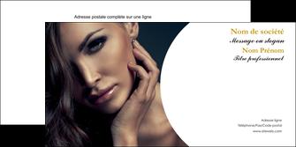 personnaliser modele de enveloppe cosmetique beaute bien etre coiffure MLGI31534