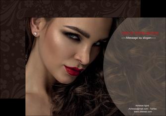 faire modele a imprimer affiche centre esthetique  beaute bien etre coiffure MLGI31656