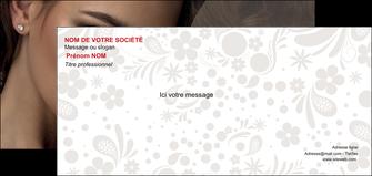 modele en ligne carte de correspondance centre esthetique  beaute bien etre coiffure MLGI31658