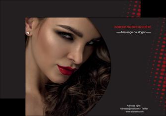 faire modele a imprimer affiche centre esthetique  coiffeur a domicile salon de coiffure salon de beaute MLGI31760