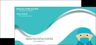 Cree Carte De Correspondance Infirmier Infirmiere Infirmerie Aide Soignant MLGI31816