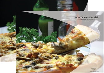 exemple affiche pizzeria et restaurant italien pizza pizzeria restaurant italien MLGI31888