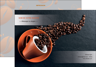 creer modele en ligne flyers bar et cafe et pub cafe bar torrefacteur MLGI31982