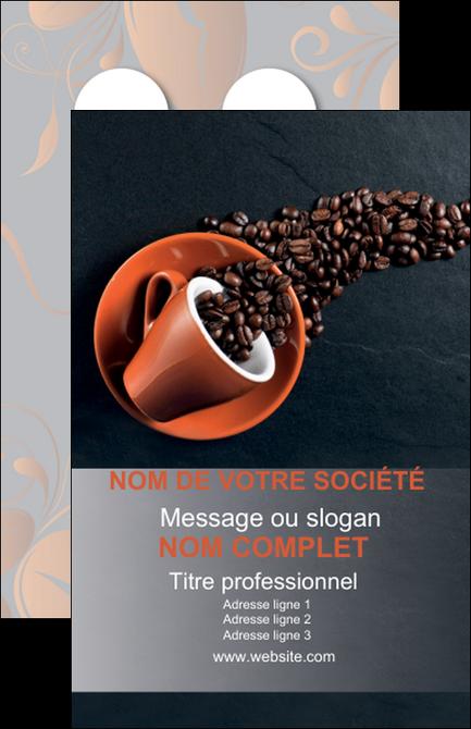 imprimer carte de visite bar et cafe et pub cafe bar torrefacteur MLGI31992