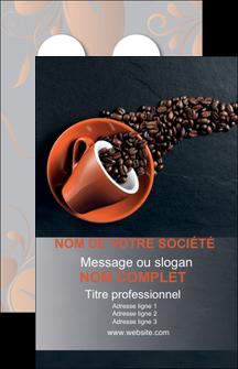 Imprimer Carte De Visite Bar Et Cafe Pub Torrefacteur MLGI31992