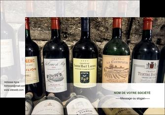 impression affiche vin commerce et producteur caviste vin vignoble MLIG32064