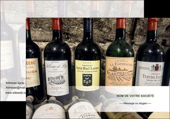 modele en ligne affiche vin commerce et producteur caviste vin vignoble MLIG32066