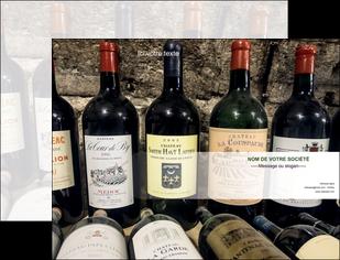 impression pochette a rabat vin commerce et producteur caviste vin vignoble MLIG32082
