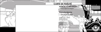 cree carte de visite garage concessionnaire automobile reparation de voiture MIS32136