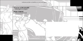 cree enveloppe garage concessionnaire automobile reparation de voiture MIS32140