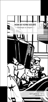 imprimerie flyers garage garagiste atelier de garagiste MIS32340