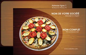 Exemple De Carte Restaurant