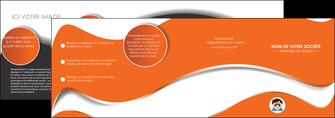 creer modele en ligne depliant 4 volets  8 pages  infirmier infirmiere opticien lunetier optometristes MLGI32490