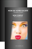 exemple carte de visite cosmetique maquillage beaute couleur MLIP32528