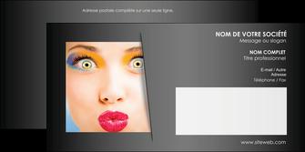 imprimerie enveloppe centre esthetique  maquillage beaute couleur MLGI32552