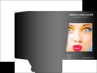 creer modele en ligne pochette a rabat centre esthetique  maquillage beaute couleur MLGI32562