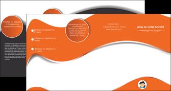 creer modele en ligne depliant 4 volets  8 pages  infirmier infirmiere infirmiere infirmerie blouse MLGI32570