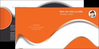 creation graphique en ligne depliant 2 volets  4 pages  infirmier infirmiere infirmiere infirmerie blouse MLGI32590