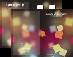 imprimerie carte de visite abstrait design texture MLIG32616