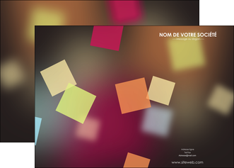 modele affiche abstrait design texture MLIGCH32628
