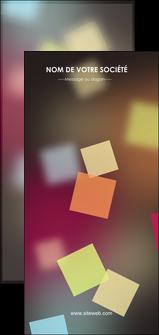 imprimerie flyers abstrait design texture MLIGCH32630
