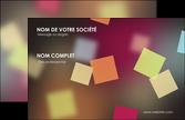 personnaliser modele de carte de visite abstrait design texture MLGI32644